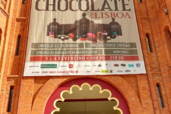 O Chocolate em Lisboa 2018